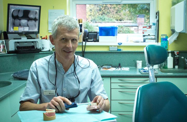 Evesham Place Dental Stratford-upon-Avon - Andrew Browne
