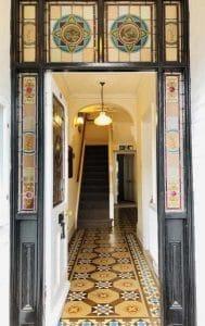 Evesham Place Dental Stratford Upon Avon stairs
