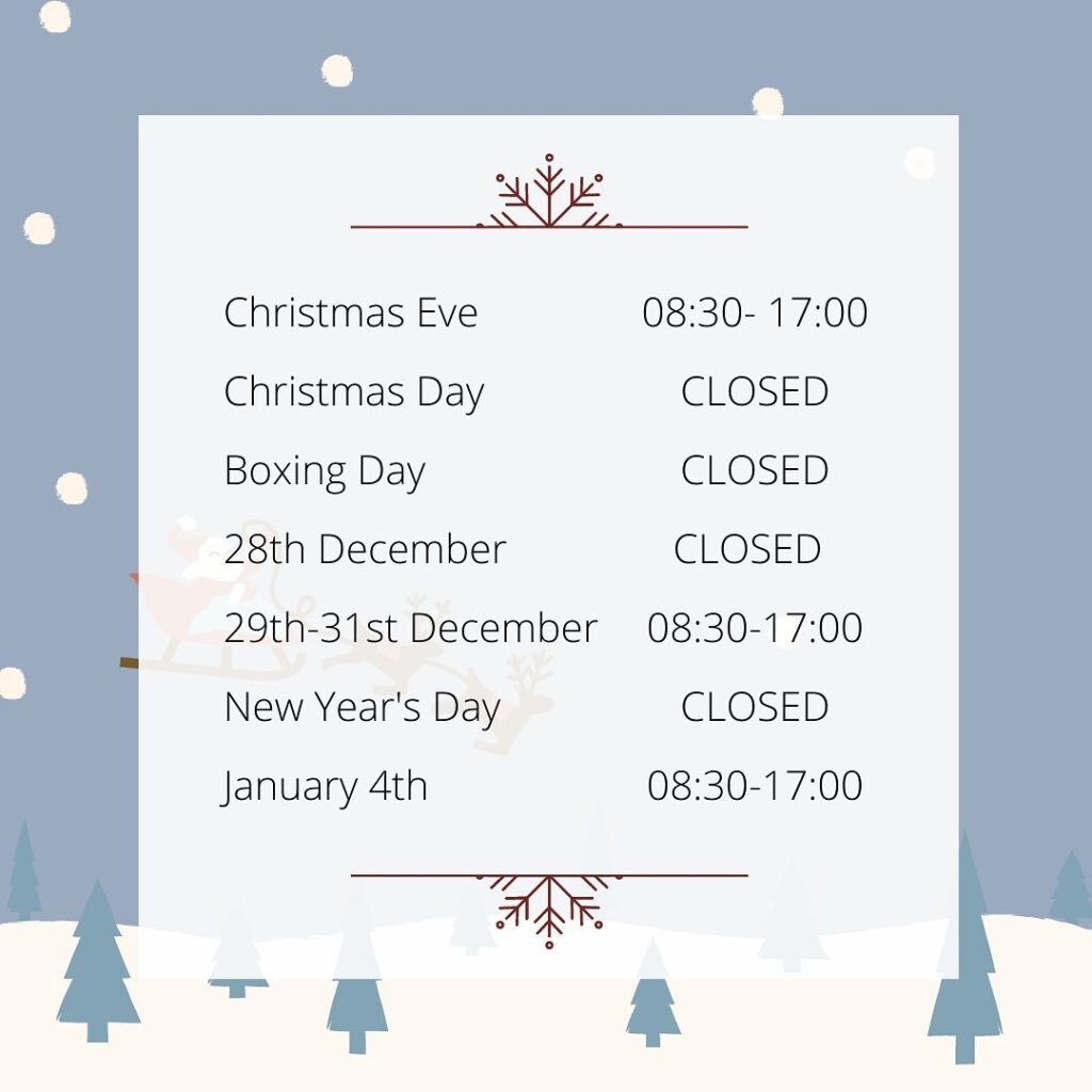 Evesham Place Dental Clinic Stratford-Upon-Avon opening times